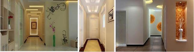 广州室内设计培训之家居进门过道设计