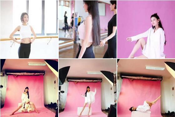资讯 主站新闻  平面模特培训课程安排: 形体训练,时装表演,镜头前