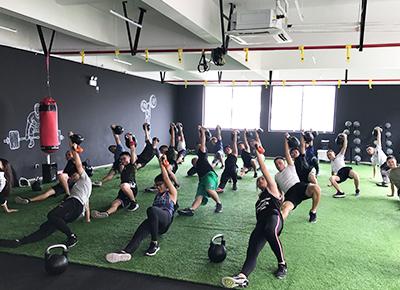 【杭州哪里有好的健身教练培训学校】